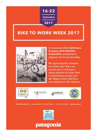 BIKE TO WORK WEEK 2017